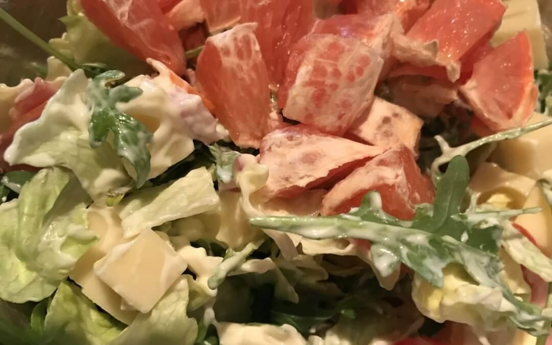 Tápláló saláta reggelire, ebédre vagy vacsorára